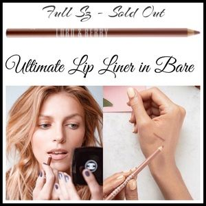 LORD & BERRY Ultimate Lip Liner!